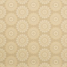 Wheat Ethnic Drapery and Upholstery Fabric by Kravet