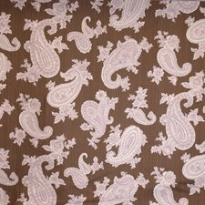 Suede Paisley Drapery and Upholstery Fabric by Fabricut