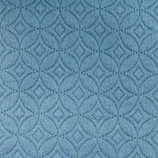 Lake Blue Drapery and Upholstery Fabric by Duralee