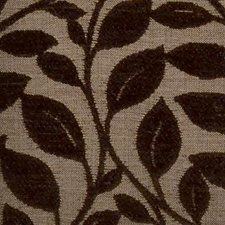 Natural/Brown Chenille Drapery and Upholstery Fabric by Duralee