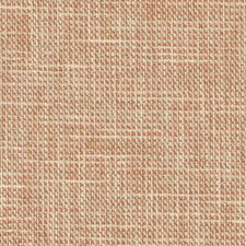 Peach Basketweave Drapery and Upholstery Fabric by Duralee