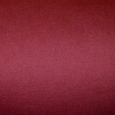 Rosso Plain Satin Drapery and Upholstery Fabric by Scalamandre