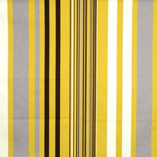 Ochre Print Pattern Drapery and Upholstery Fabric by Fabricut