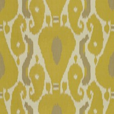 Saffron Ikat Drapery and Upholstery Fabric by Kravet