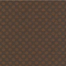 Brown Dots Drapery and Upholstery Fabric by Kravet
