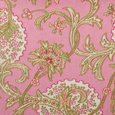 Red/pink Drapery and Upholstery Fabric by Duralee