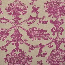 Fuchsia Drapery and Upholstery Fabric by Duralee