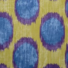 Purple/sage Drapery and Upholstery Fabric by Duralee
