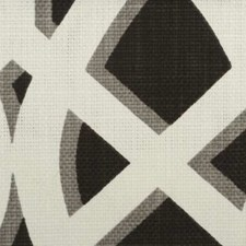 Ebony Abstract Drapery and Upholstery Fabric by Duralee