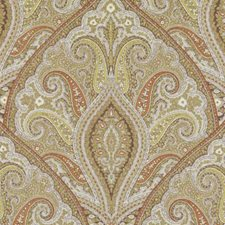 Kiwi Paisley Drapery and Upholstery Fabric by Duralee