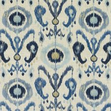 Ocean Ethnic Drapery and Upholstery Fabric by Duralee