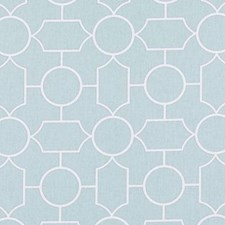 Seaglass Dots Drapery and Upholstery Fabric by Duralee