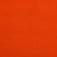 Orange Drapery and Upholstery Fabric by Schumacher