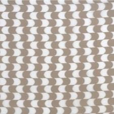White/Beige Modern Drapery and Upholstery Fabric by Kravet