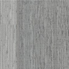 Grey/Charcoal Stripes Drapery and Upholstery Fabric by Kravet