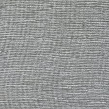 Silver/Grey/Metallic Metallic Drapery and Upholstery Fabric by Kravet