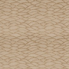 Pecan Jacquard Pattern Drapery and Upholstery Fabric by Fabricut
