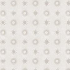 Silver Print Pattern Drapery and Upholstery Fabric by Trend