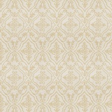 Sage Medallion Drapery and Upholstery Fabric by Vervain
