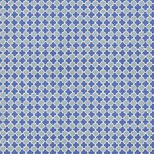 Cobalt Sky Global Drapery and Upholstery Fabric by Stroheim
