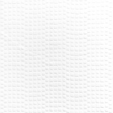 White Geometric Drapery and Upholstery Fabric by Kravet