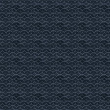 Navy Small Scale Woven Drapery and Upholstery Fabric by Fabricut
