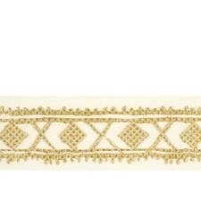 Metallic Gold Trim by Fabricut