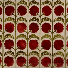 Pomegranate Novelty Drapery and Upholstery Fabric by Vervain