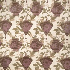 Purple Heather Global Drapery and Upholstery Fabric by Vervain
