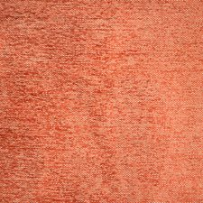 Tangerine Texture Plain Drapery and Upholstery Fabric by Vervain