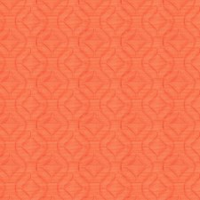 Sherbert Geometric Drapery and Upholstery Fabric by S. Harris