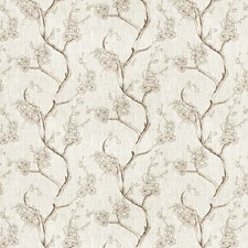 Platinum Embroidery Drapery and Upholstery Fabric by Fabricut