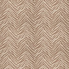 Earth Animal Drapery and Upholstery Fabric by Trend