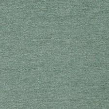 Aqua Texture Plain Drapery and Upholstery Fabric by S. Harris