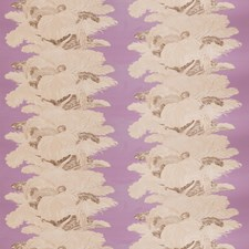 Lavender Novelty Drapery and Upholstery Fabric by Vervain