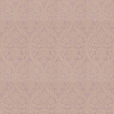 Amethyst Damask Drapery and Upholstery Fabric by Vervain