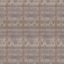 Sterling Geometric Drapery and Upholstery Fabric by S. Harris