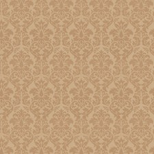 Buff Jacquard Pattern Drapery and Upholstery Fabric by Trend