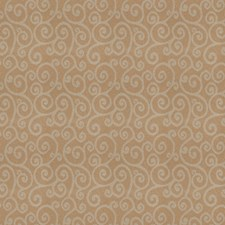 Mocha Mint Lattice Drapery and Upholstery Fabric by Trend