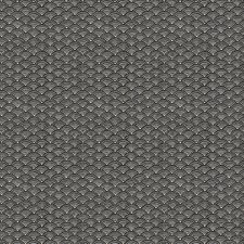 Graphite Flamestitch Drapery and Upholstery Fabric by Fabricut