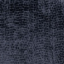 Midnight Geometric Drapery and Upholstery Fabric by Fabricut