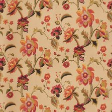 Multi Floral Drapery and Upholstery Fabric by Vervain