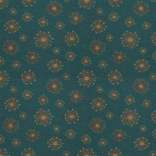 Sparkle Teal Geometric Drapery and Upholstery Fabric by Fabricut