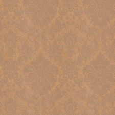 Brushed Bronze Damask Drapery and Upholstery Fabric by Vervain