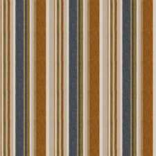 Amber Stripes Drapery and Upholstery Fabric by Fabricut