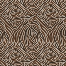 Copper Animal Drapery and Upholstery Fabric by Fabricut