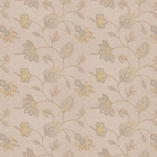 Capri Embroidery Drapery and Upholstery Fabric by Fabricut