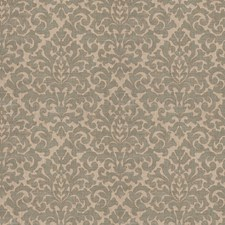 Pewter Print Pattern Drapery and Upholstery Fabric by Fabricut