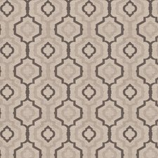 Smoke Lattice Drapery and Upholstery Fabric by Trend