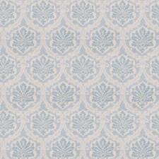 Chambray Damask Drapery and Upholstery Fabric by Vervain